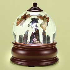 Musical Nativity Scene / Amusement Dome