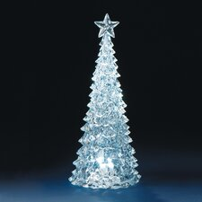 <strong>Roman, Inc.</strong> LED Christmas Tree Figurine