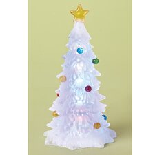 LED Christmas Tree Figurine