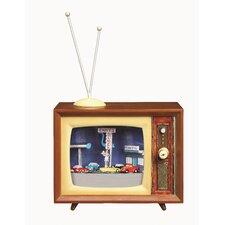50'S Drive-In TV Musical Figurine