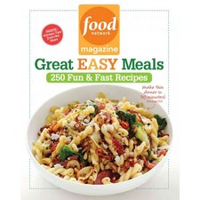 <strong>Hyperion Books</strong> Food Network Magazine Great Easy Meals
