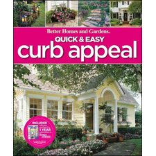 Better Homes & Gardens Quick & Easy Curb Appeal
