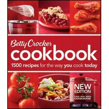 Betty Crocker Cookbook; 1500 Recipes for the Way You Cook Today