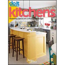 Do It Yourself Kitchens; Stunning Spaces on a Shoestring Budget