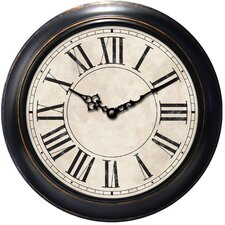 "Decorative Home 18"" Classic Roman Numeral Wall Clock"