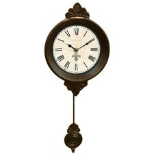 "<strong>Ashton Sutton</strong> Classic 6"" Wall Clock"
