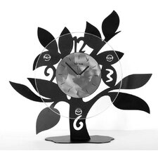 <strong>Ashton Sutton</strong> Tree of Life Tabletop Clock