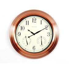 Indoor / Outdoor Wall Clock