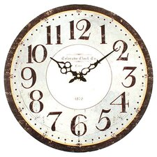 "Classic 16"" Colorado Wall Clock"