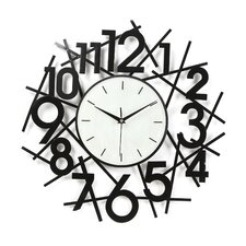 Slick Wall Clock