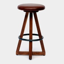"X 30"" Swivel Bar Stool with Cushion"
