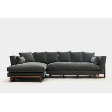 LRG Sofa and Ottoman