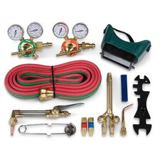 Oxy / Acetylene Medium Duty Torch Kit