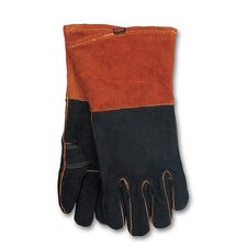 X-Large Form Fitted Deluxe Welding Glove (Set of 4)