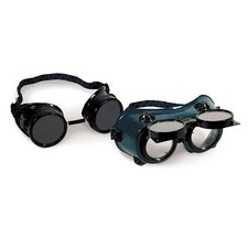50mm Eye Cup Fixed Front Goggles (Set of 6)