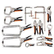 13 Piece Clamp Set