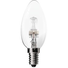 28W Warm White 240V 3000K Halogen Light Bulb