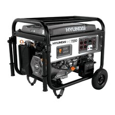 <strong>Hyundai Power Equipment</strong> 7,250 Watt Portable Heavy Duty Power Generator