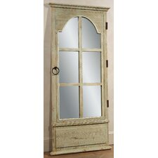 <strong>Bassett Mirror</strong> French Door Leaner Mirror - Tarragon