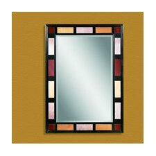 "<strong>Bassett Mirror</strong> 44"" H x 32"" W Webster Wall Mirror"