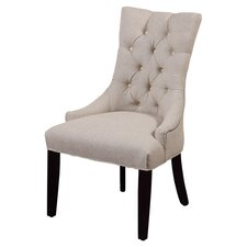 Fortnum Ceylan Tufted Nailhead Parson Side Chair