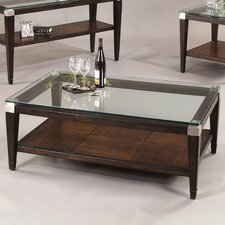 <strong>Bassett Mirror</strong> Dunhill Rectangle Cocktail Table