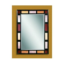 <strong>Bassett Mirror</strong> Webster Wall Mirror - Black