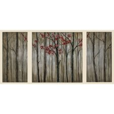 A Look into the Forest Wall Art (Set of 3)