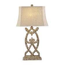 "Consuela 31"" H Table Lamp with Empire Shade"