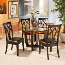 Elation 5 Piece Dining Set