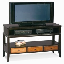 <strong>Bassett Mirror</strong> Posh Media Console Table