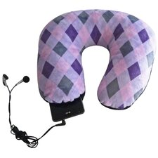 Neck Pillow Super Deluxe with Hoody
