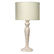 """Harlow 33.5"""" H Table Lamp with Drum Shade"""