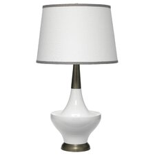 "Hialeah 30"" H Table Lamp with Empire Shade"