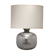 """Jug 21"""" H Table Lamp with Drum Shade"""
