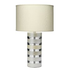 """Galaxy 26.25"""" H Table Lamp with Drum Shade"""