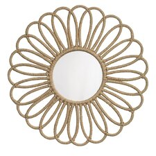 <strong>Jamie Young Company</strong> Flower Jute Mirror