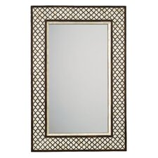 Mughal Bone Mirror