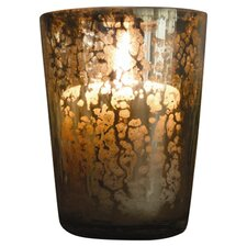 Champagne Tumbler Candle Holder
