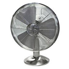 "12"" All Metal Table Fan"