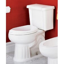 Mayfair Chair-Height 1.28 GPF Elongated 2 Piece Toilet