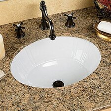Antigua Medium Undermount Bathroom Sink