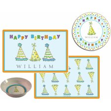 The Kids Tabletop Party Hats Place Setting (Set of 3)