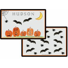 The Kids Tabletop Haunted Halloween Placemat