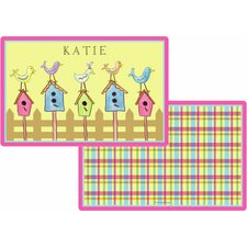 The Kids Tabletop For The Birds Placemat