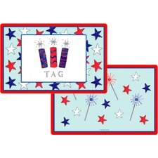 The Kids Tabletop Firecrackers Placemat