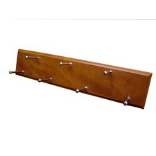 Molded Wood Belt Rack