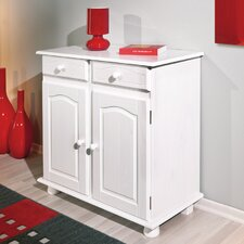 Anrichte Lovi mit 2 Schubladen und 2 Türen