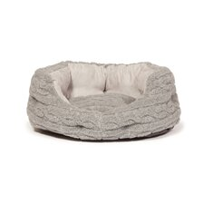 Bobble Pewter Deluxe Slumber Bed