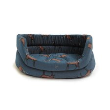 Woodland Stag Slumber Bed in Midnight Blue